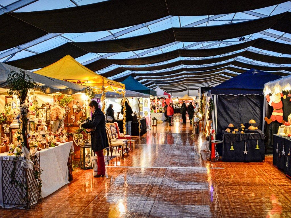 Neuchatel Christmas Market