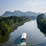 Bike, Boat and Island in Thailand
